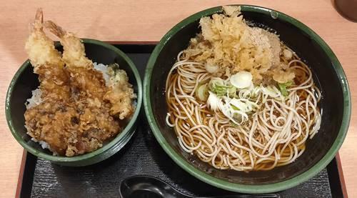 江戸切りそば ゆで太郎 ミニ海老舞茸天丼セット.jpg