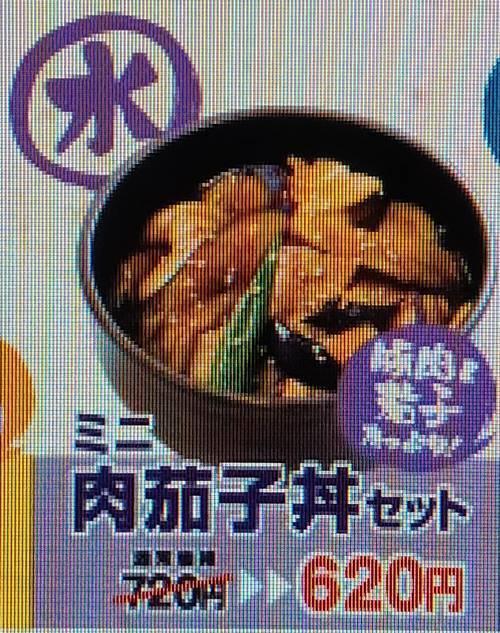 江戸切りそば ゆで太郎 ミニ肉茄子丼セット メニュー.jpg