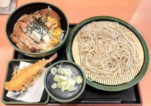 江戸切りそば ゆで太郎 満腹かつ丼セット.jpg