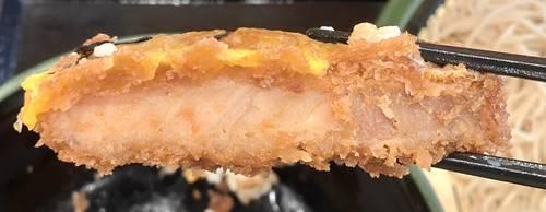 江戸切りそば ゆで太郎 満腹かつ丼セット カツ.jpg
