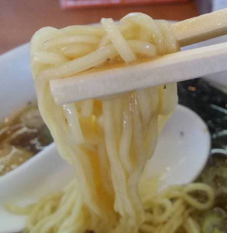 花月嵐 竹下食堂 麺.JPG