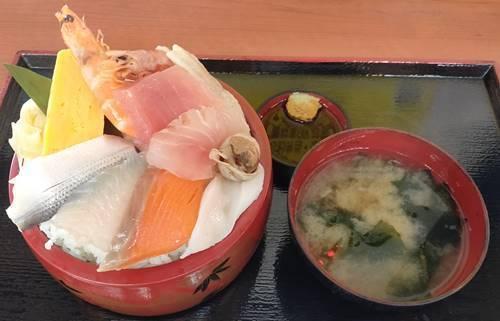 魚処 和 海鮮ちらし寿司.jpg