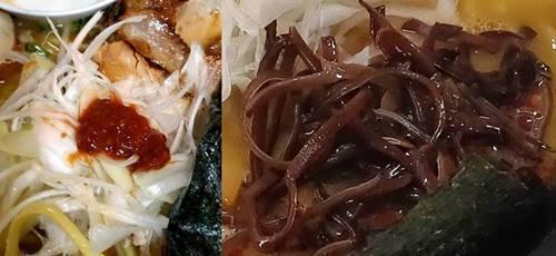 麺屋 龍次 七・三味噌ラーメン 白髪ネギ&キクラゲ.jpg