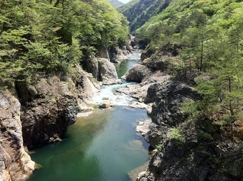 龍王峡 ムササビ橋1.JPG