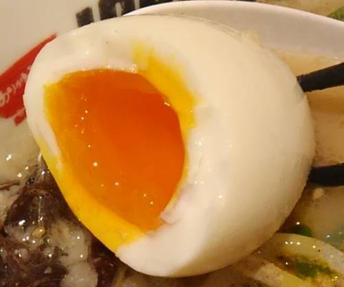 IPPUDO RAMEN EXPRESS 塩玉子.JPG