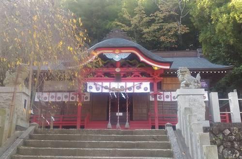 いわき市 諏訪神社