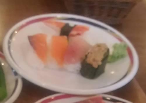 すたみな太郎 寿司