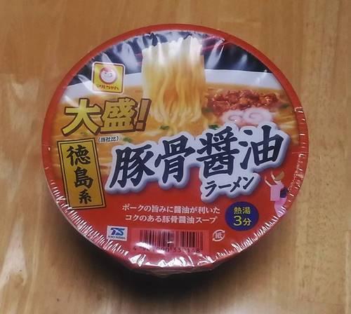 徳島系 豚骨醤油ラーメン