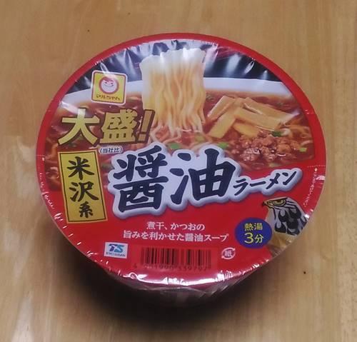 米沢系 醤油ラーメン